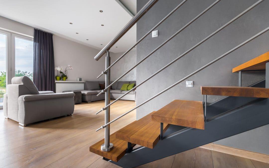 Jakie schody sprawdzą się w domu jednorodzinnym?