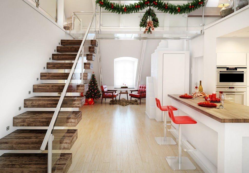 Jak zaprojektować schody wewnętrzne?